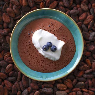 Soupe au Chocolat et Ile Flottante
