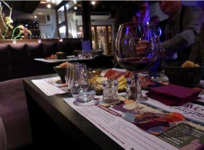 Plateau Fromage et Charcuterie au Purple Wine